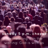 #simplechurch on Instagram