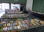 Book Sale benefiting Imagine No Malaria