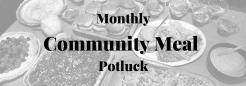 Community Meal website header