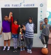 kids our family garden