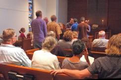Communion - simple church
