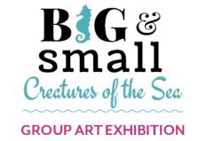 art logo website title